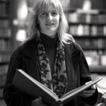 Vicky Arthurs (b&w author photo, 300dpi, print quality)