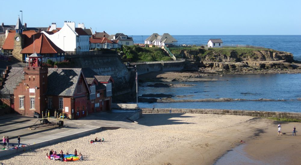 RNLI Cullercoats Bay