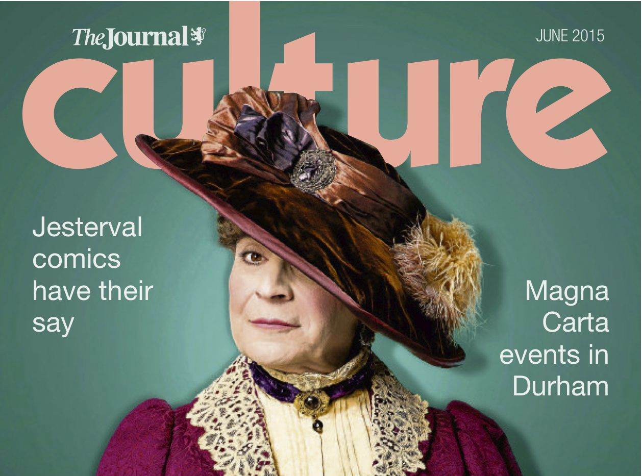 The Journal Culture Magazine Cover